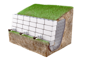 Maintainable Weep Hole Filter in MSE Retaining Walls