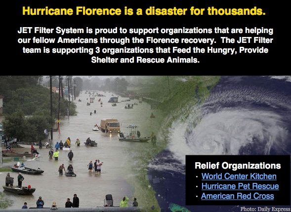 Hurricane Florence Relief Organizations
