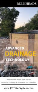 Bulkhead Drainage Solutions