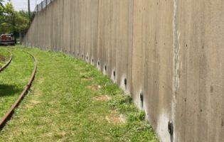 IDOT Retaining Wall